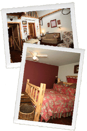 Der Stall Bed and Breakfast living room